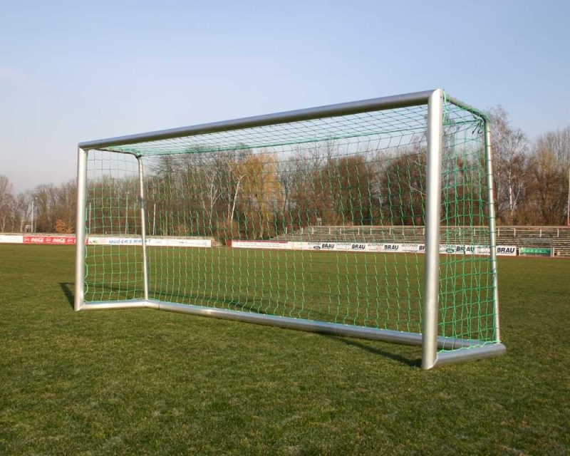Kleinfeld Fussballtor Court Royal Vollverschweisst 4 Teilig