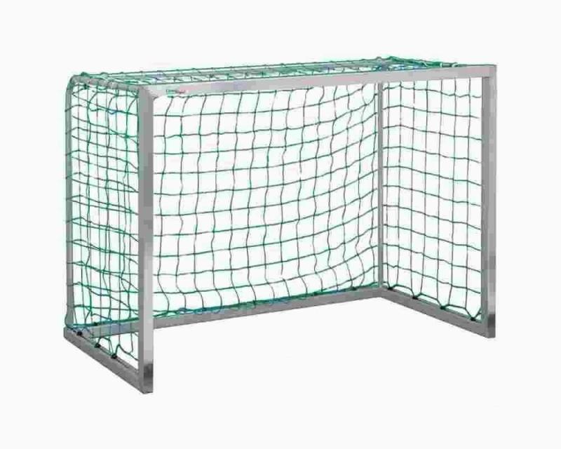 mini soccer goal 180x120 cm aluminum profile 50x50 mm full welded baku sport gmbh. Black Bedroom Furniture Sets. Home Design Ideas