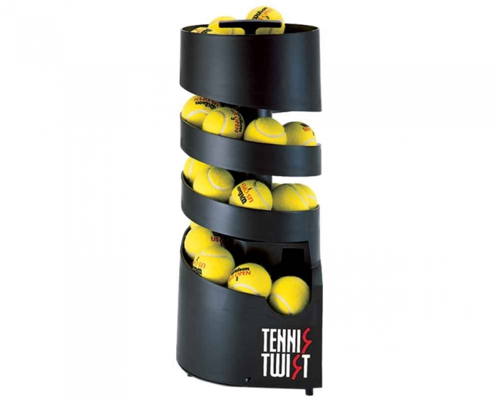 Tennis Ballwurfmaschine<br> Tennis Twist