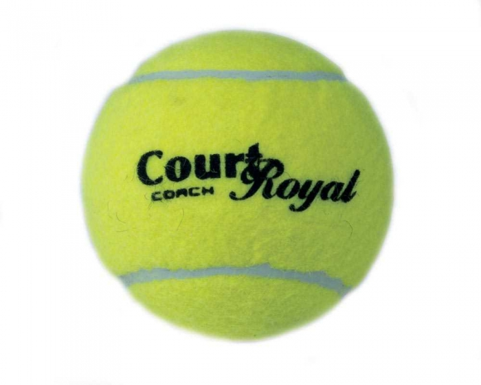 Tennisball Court Royal Coach<br> VE 60 Stück