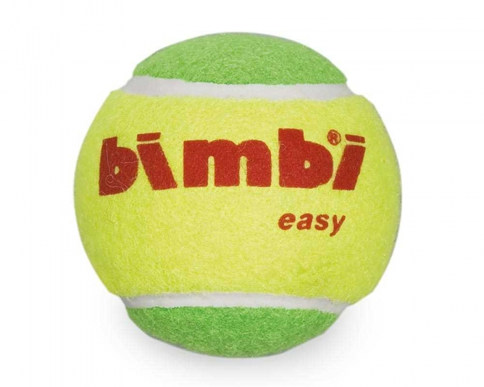 Tennisball Bimbi Easy Stage 2<br> VE 12 Stück