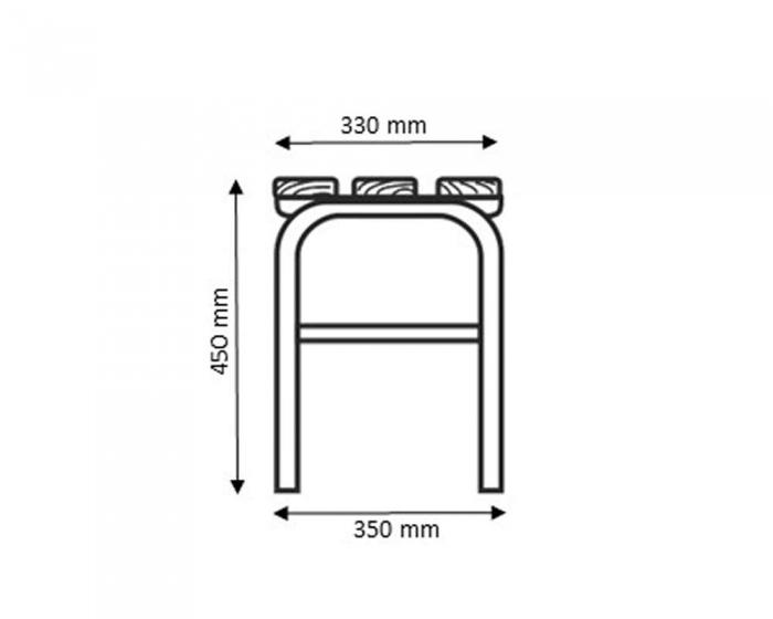 system umkleidebank ohne lehne sitzfl che alu baku sport gmbh. Black Bedroom Furniture Sets. Home Design Ideas