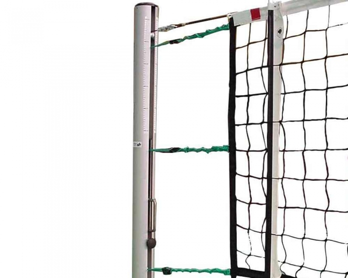 Volleyballpfosten Court Royal<br> 105mm Alu